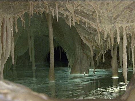 Geopark Karawanken Obir Tropfsteinhöhle