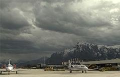 Sturm und Orkan in Salzburg