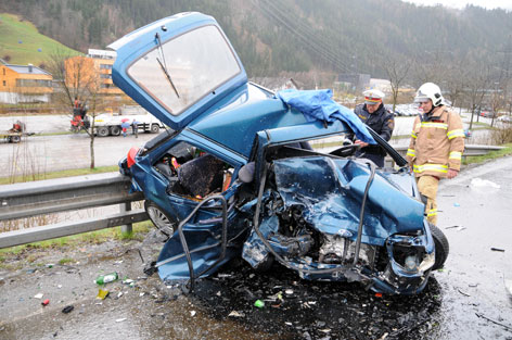 Zillertal Unfall