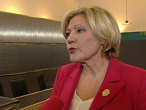 Wahl 2015 Maria-Luise Mathiaschitz SPÖ