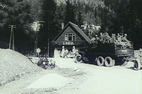 70 Jahre Kriegsende Hochwolkersdorf