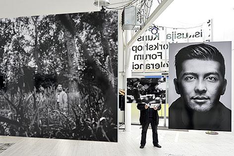 """Weltmuseum: """"Neue Welten - Sharing Stories"""""""