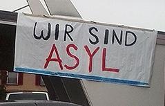 Asylplakat