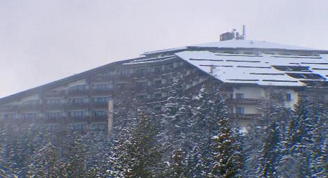 Interalpenhotel bei Telfs