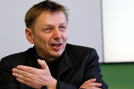 Kultursprecher der Grünen Wolfgang Zinggl