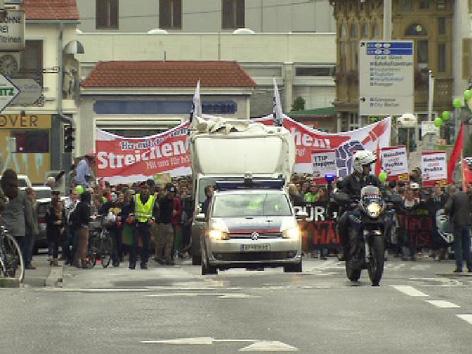 TTIP, Demo, Freihandelsabkommen