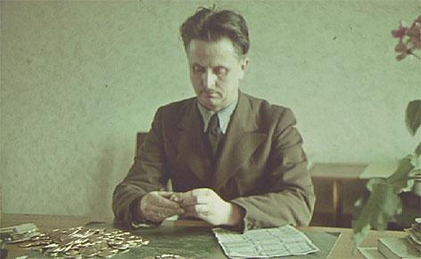 Walter Genewein NS-Täter aus Saalfelden im Ghetto Lodz Polen