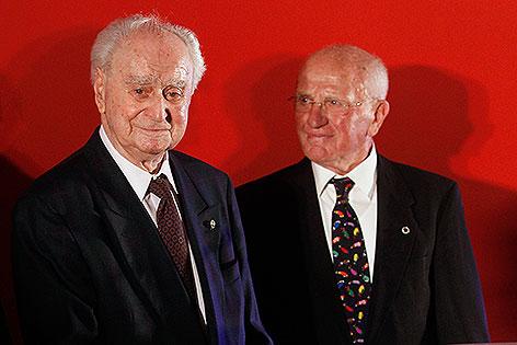Norbert Lopper und Karl Stotz