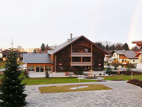 Hellbauerhaus in Göming