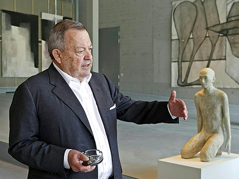 Liaunig Museum Wiedereröffnung Umbau