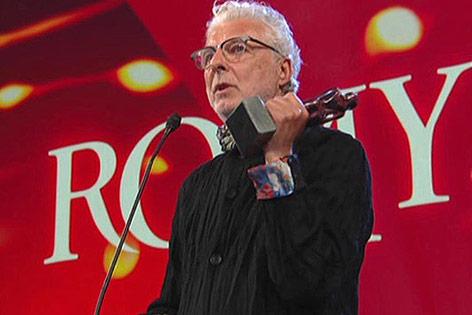 "Preisträger der ""Platin Romy"", Andre Heller"