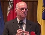 Deutscher Bundestagspräsident Norbert Lammert