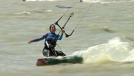 Surf World Cup in Podersdorf