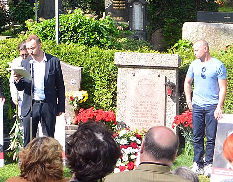 KZ Verband Ehrengrab Kommunalfriedhof Widerstandskämpfer Widerstand