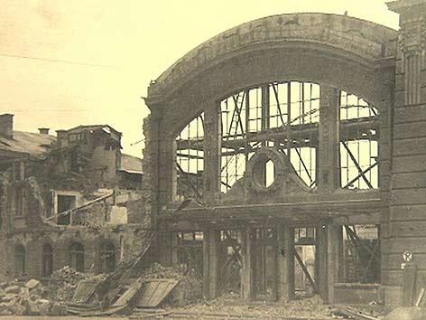 Kriegsende 70 Jahre Klagenfurt