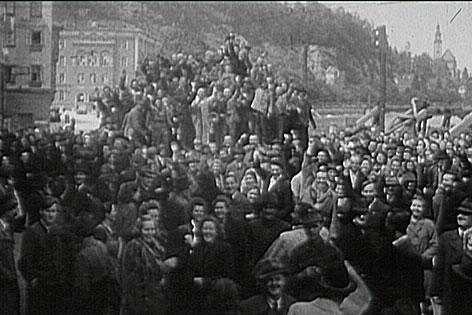 Kriegsende vor 70 Jahren