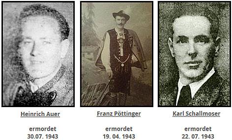 KZ Verband Salzburg ermordete Widerstandskämpfer Ehrengrab Kommunalfriedhof