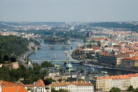 Stadt Prag