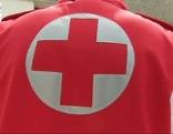 Rettung, Rettungswagen, Einsatz, Blaulicht, Notarzt, Sanitäter, Rotes Kreuz