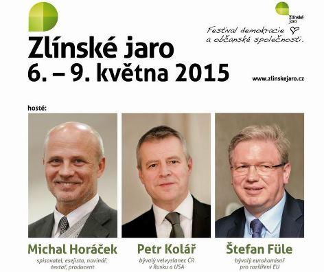 Zlínské jaro 2015