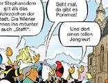 Donald Duck in Wien