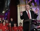 """Wiens Bürgermeister Michael Häupl (SPÖ) während der """"Eröffnung der Eurovision Song Contest Week"""" im Rahmen des Eurovision Song Contest am Sonntag"""