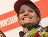 Siegerehrung Anna Stöhr