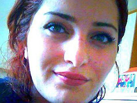 Die vermisste Sopiko Lolashvili (undatiertes Archivbild)