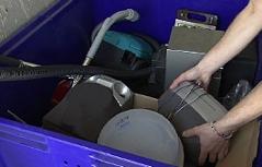 Altgeräte Wiederverwertung Recycling