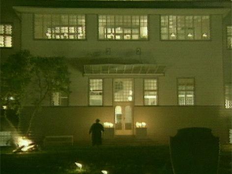 Alma im Sanatorium Purkersdorf