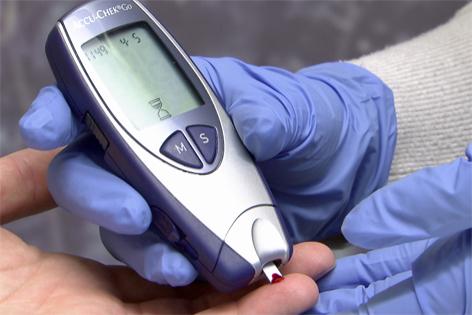 Diabetes schnelltest rossmann