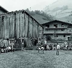 Rauriser Tal Fotobuch Bauern Landleben Kunst