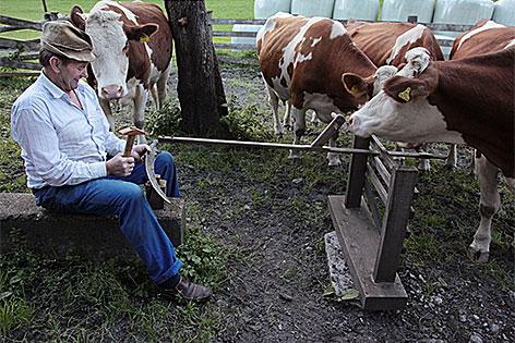 Fotobuch Bauern Landleben