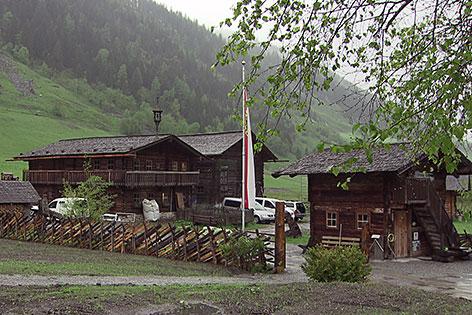 Talschlussmuseum in Hüttschlag