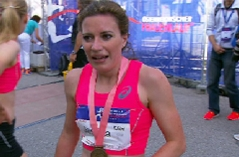Kanadierin Jessica O'Connell gewinnt Frauenlauf im Prater