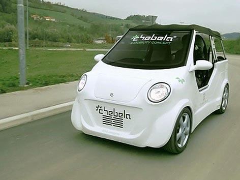 SSC 20 Jahre EU Innovation Elektroauto