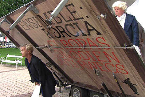 Porcia Programm 2015 Theaterwagen Ladurner
