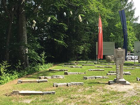 Gedenkstelle Mauthausen