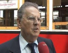 Helmut Portele | Gründer des Wiener Tramwaymuseums