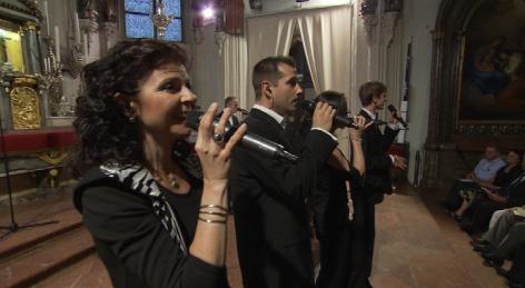 Close Harmony Friends-Konzert für Anton Srholec