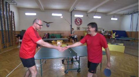 Tischtennisturnier Sokol