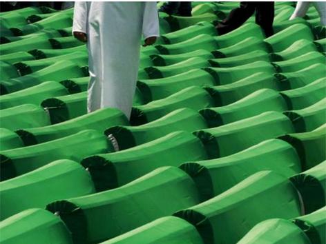 Srebrenica genocid komemoracija