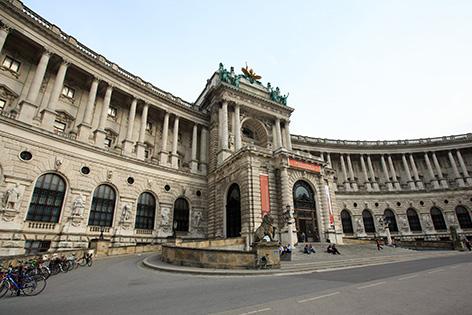 Heldenplatz Neue Burg