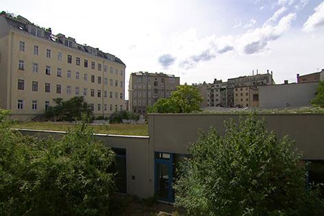 Modell Hochhaus