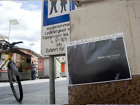 Graz nach der Amokfahrt