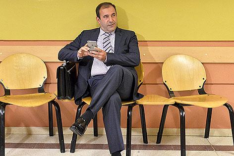 Boris Nemsic im Wiener Landesgericht
