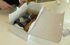 Apotheke-Versandpaket