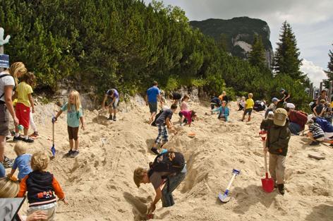 Waidring Triassic Park