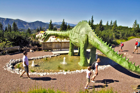 Triassic Park - Thema auf menus2view.com