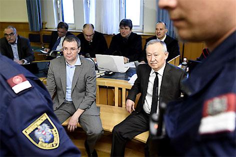Mussajew und Koschljak